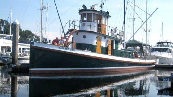 Tacoma Tugboat Classic Tug