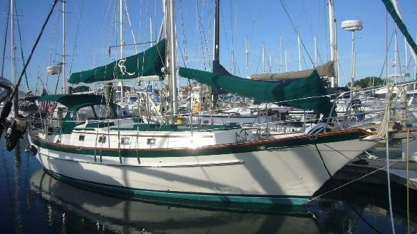 Cabo Rico Custom Offshore 38 B Plan PUFFIN
