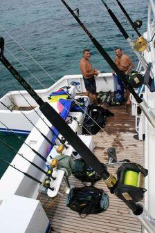 Mick Jarrod PowerCat Sportfisher image