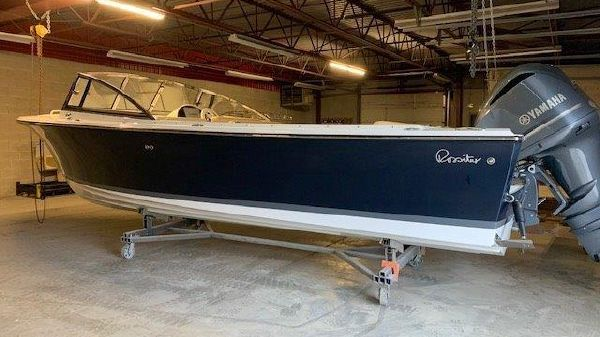 Rossiter 23 Classis Day Boat