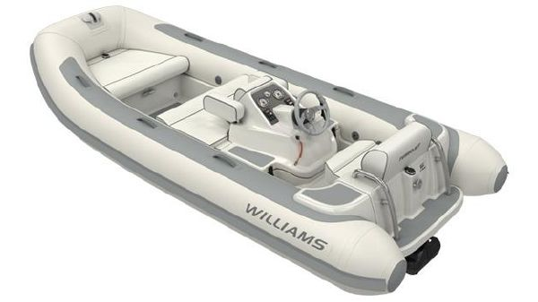 Williams turbojet Williams 385