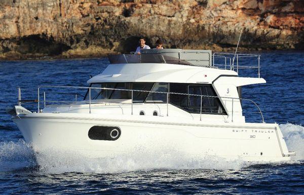 2019 Beneteau America Swift Trawler 30