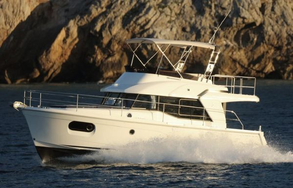 2020 Beneteau America Swift Trawler 35