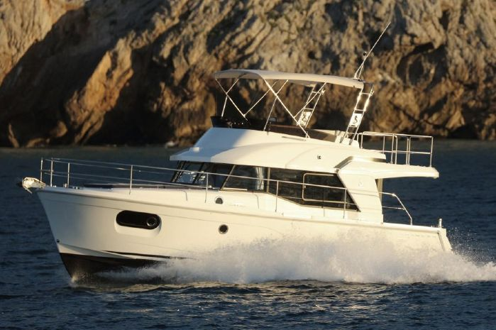 2019 Swift Trawler 35