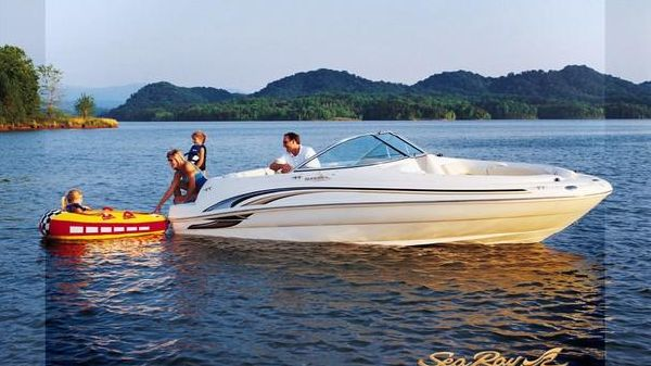 Sea Ray 190 Sundeck Manufacturer Provided Image