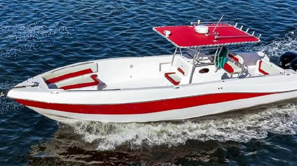 Gulf Craft Silvercraft 36CC (Open)