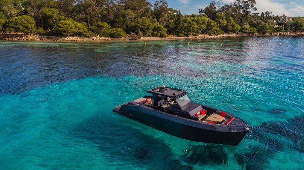 Mazu Yachts WA 42