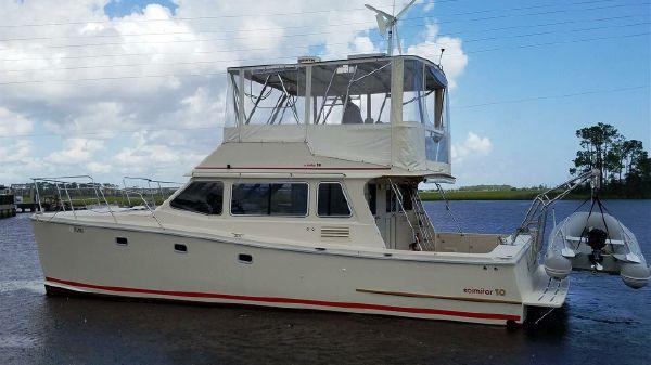 Scimitar 1010 Power Catamaran