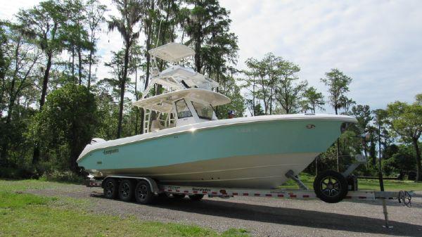 Everglades 335cc