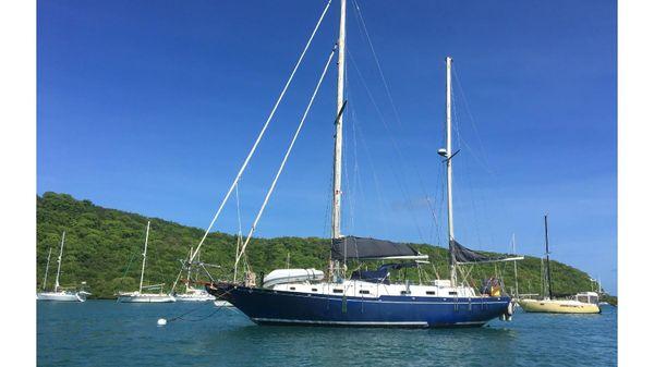 Custom Sea Trader 44