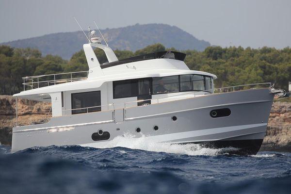 Beneteau America Swift Trawler 50 - main image