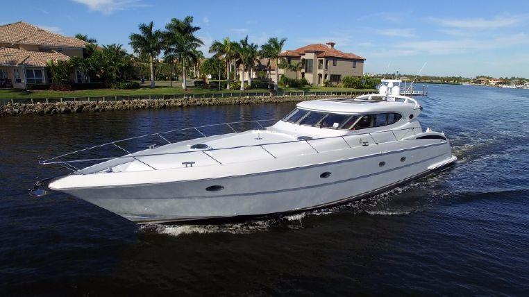 2001 Millennium Super Yachts 75 Express