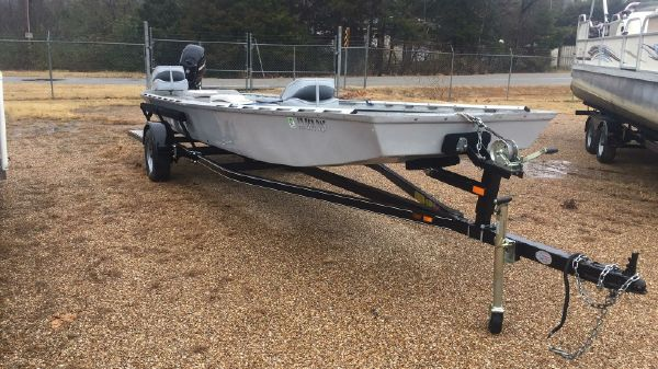 Jon Boat Shawnee 21x48