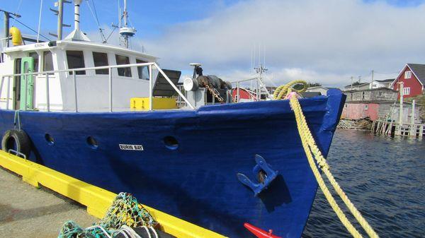Trawler down east