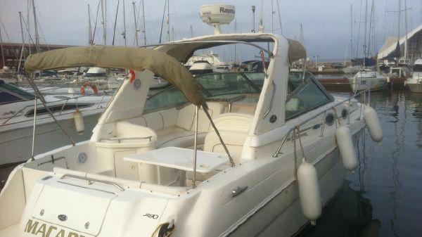 Sea Ray 290 Sundancer Macarmi