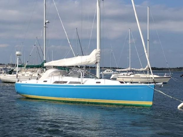 2008 Hanse 400E