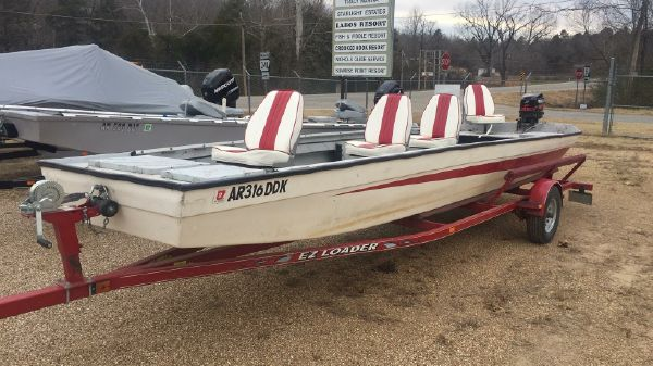 Jon Boat Min-Ark 21x48