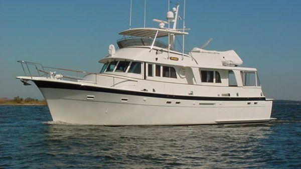 Hatteras Long Range Cruiser Photo 1
