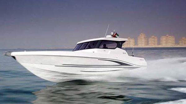 Gulf Craft Silvercraft 36HT
