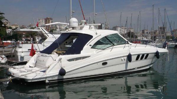 Sea Ray Sundancer 515 HT 1