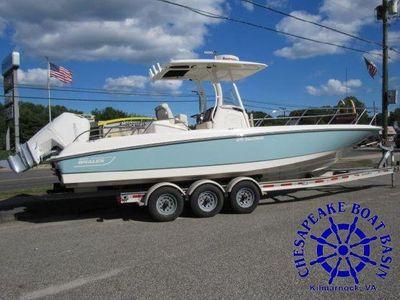 2021 Boston Whaler<span>270 Dauntless</span>