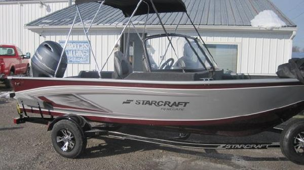 Starcraft Renegade 168 DC