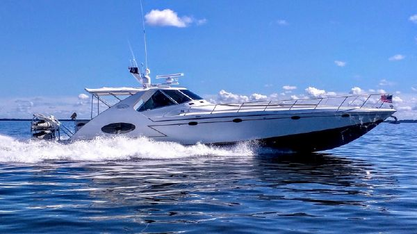 Infinity 56 Express by Schoell Marine