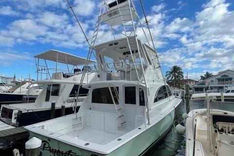 Ocean Yachts Sport Fisherman