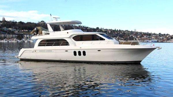 Navigator Pilothouse Motoryacht