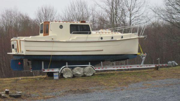 Nimble Wanderer Trawler