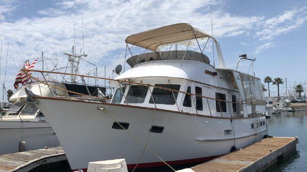 DeFever Long Range Trawler