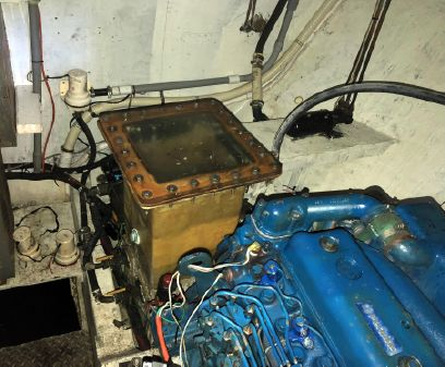 DeFever Long Range Trawler image