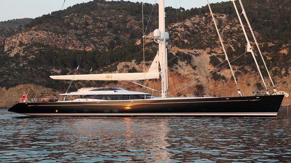 Alloy Yachts Prana