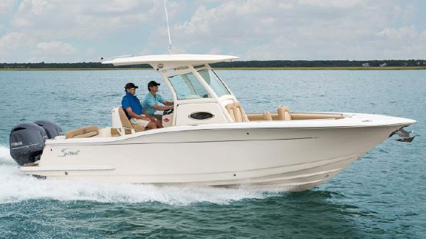 Scout Boats 255 LXF Manufacturer Provided Image