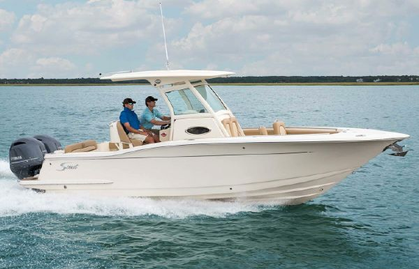 2018 Scout Boats 255 LXF