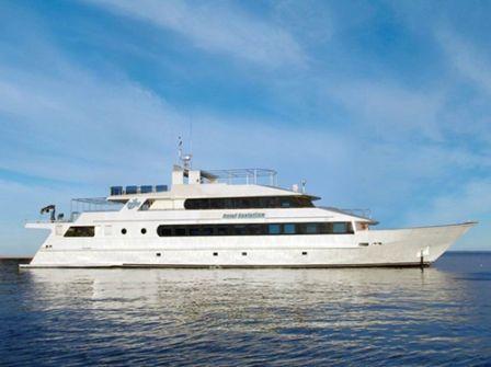 Luxury Steel Dive Vessel 130ft Photo 1