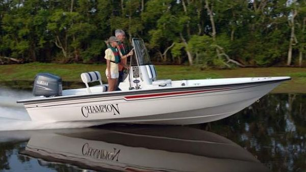 Champion 20 Sea Champ Manufacturer Provided Image