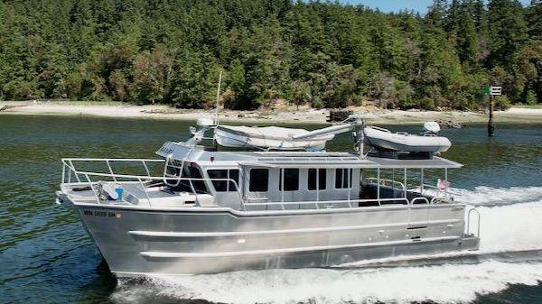 Armstrong Marine Catamaran