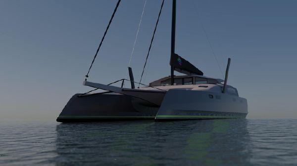 Hammer Yachts HammerCat 42 Sail