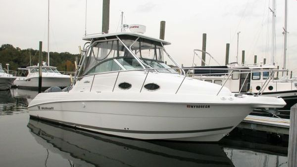 Wellcraft 270 Coastal O/B