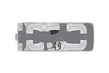 2021 Bennington R 27 Quad Bench