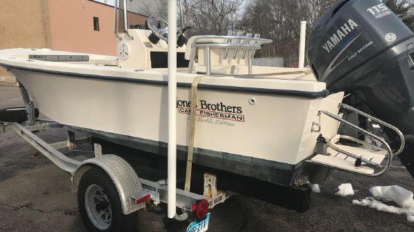 Jones Brothers 18 Cape Fisherman