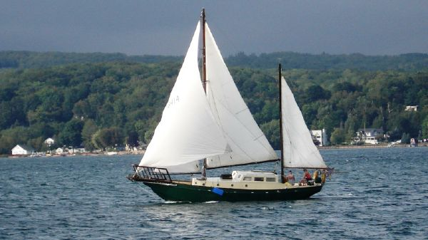 Custom 34 Ketch