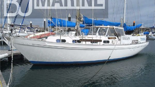 Atlantic 40 Atlantic 40 Ketch with BJ Marine