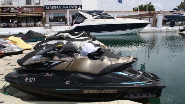 Sea-Doo GTX LTD S