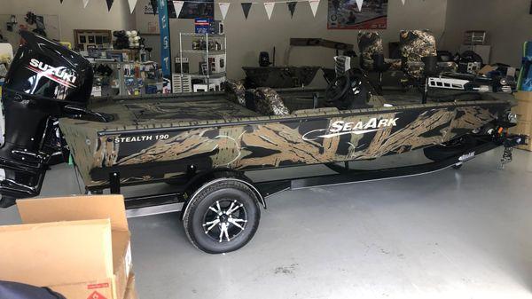 SeaArk Stealth 190