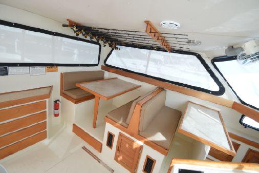 Custom 42 Jones Flybridge Deadrise image