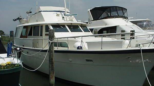 Hatteras Classic Motoryacht