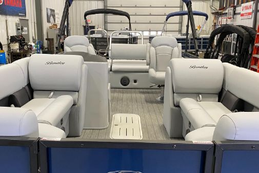 Bentley Pontoons 223 Swingback image