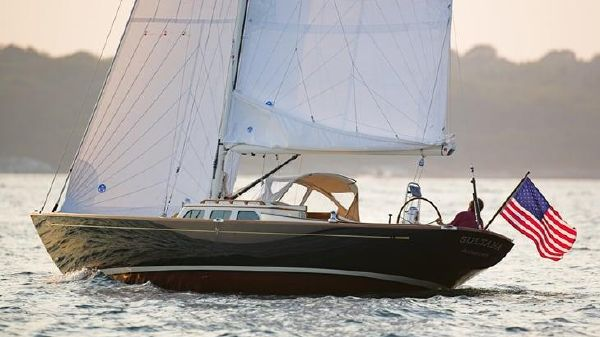 Morris M36 Sloop (Hull #12)